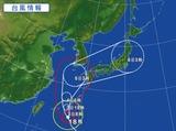 2016年10月3日台風18号