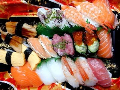 お寿司_2020Xmas