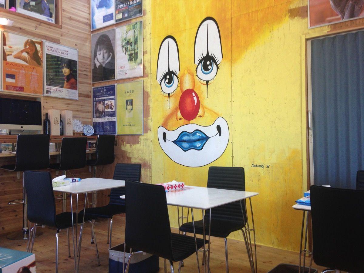明徳町のzard Cafe Pastelはピザハットを利用しなくなる店 みどりのおと Green Note