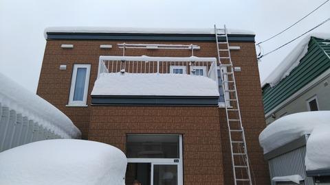 屋根塗装リピートのお客様です