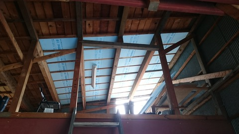 青い天井もありかな