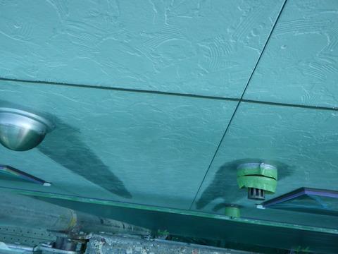 シリコン汚染箇所は広めに処理液を塗る