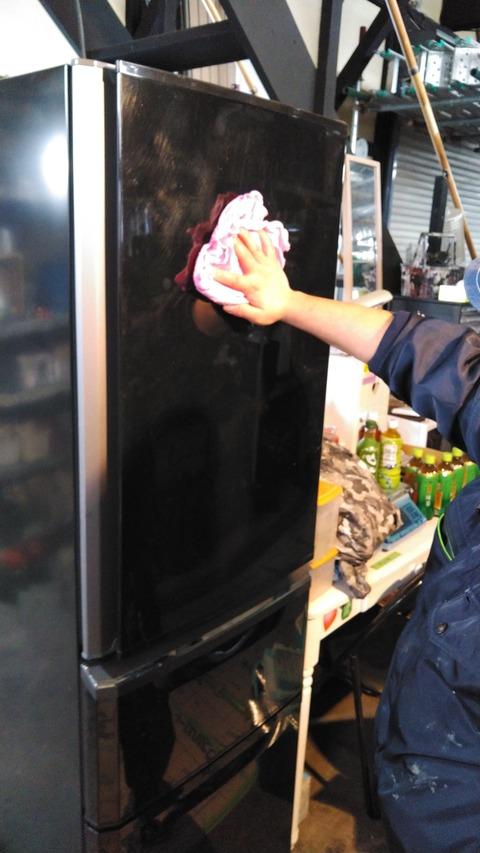 今年1.5万円で入手した冷蔵庫