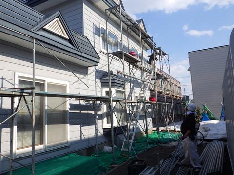 手稲区前田住宅