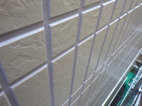 色分けしやすい外壁パターン