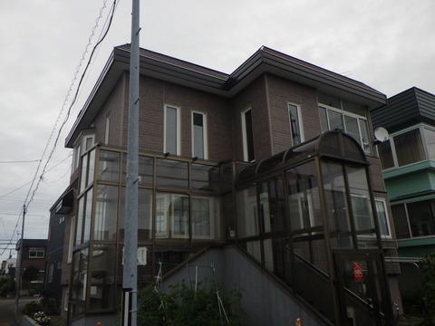 太平住宅は4年前に屋根塗装を施工