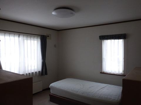 北区篠路住宅の一室です