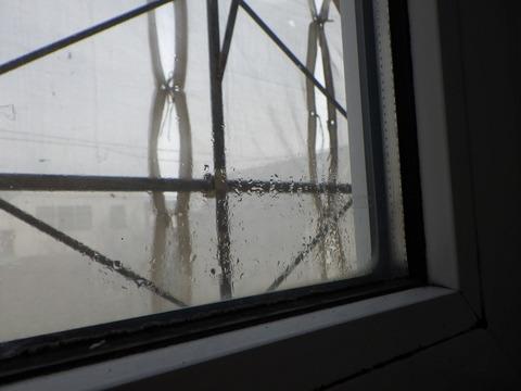 複層ガラス内部の結露
