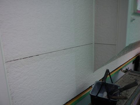 外壁下塗りシーラー塗装