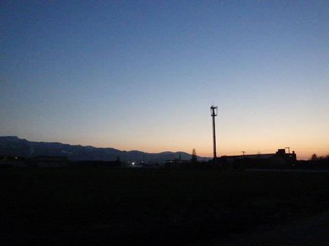 日は沈み、そして昇る(;^ω^)