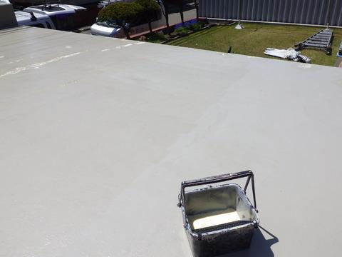 塗膜防水専用シーラー塗装