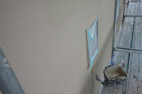 上塗りラジカル制御型フッ素塗装