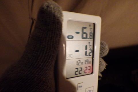 現在-6.8℃