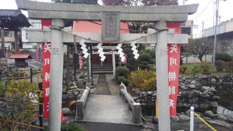 矢川弁財天神社