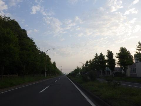 大物に期待してAM4:00札幌出発