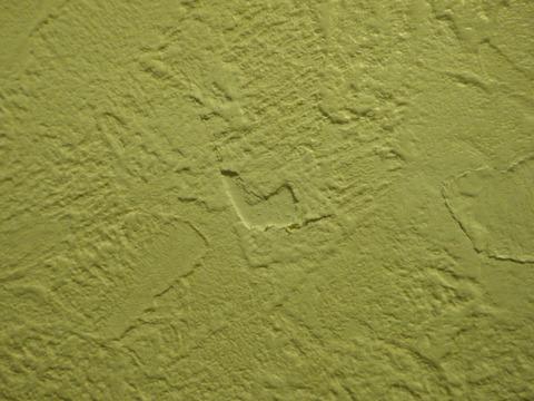 壁紙クロスには剥がれもあり