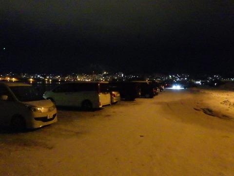 ここは小樽港厩岸壁