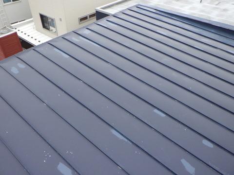 それほど劣化していないように見える屋根