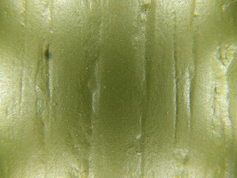 木目に塗料が入り込み防水できる塗膜が出来上がりました