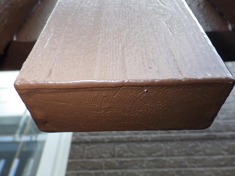 木材小口下場は特に念入りに仕上げてあります