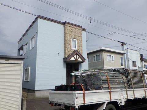 北区篠路住宅