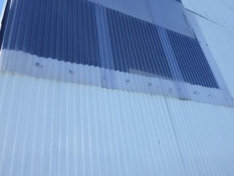 3年前に塗装した外壁