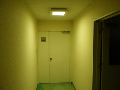 廊下②施工前
