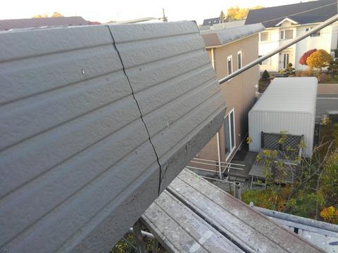 パラペット屋根