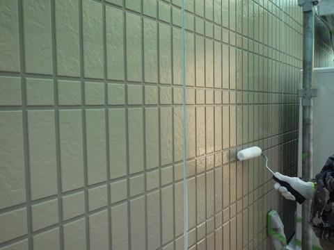 下塗りシーラー塗装