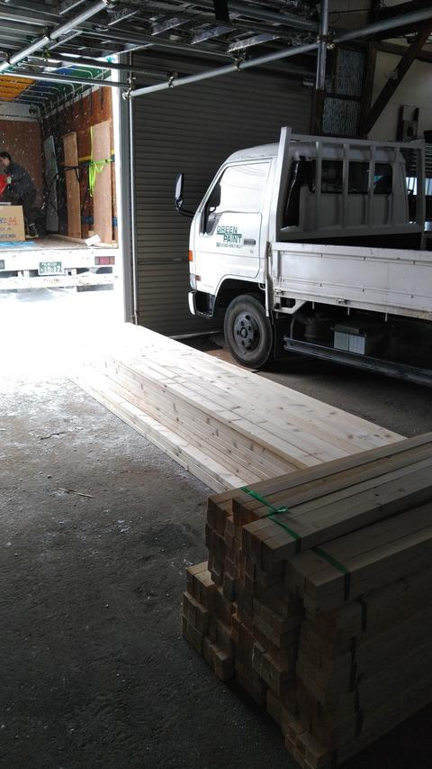 1.8m垂木200本