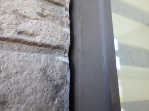 窓廻りの薄皮もしっかり撤去