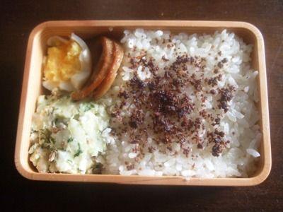 自然薯のポテトサラダ0016