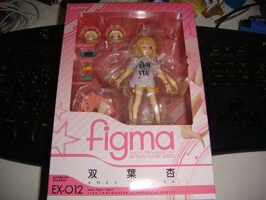 figma 双葉 杏