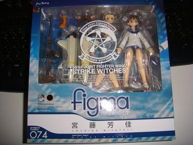 figma ストライクウィッチーズ 宮藤芳佳