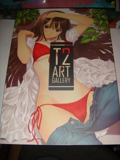 T2 ART GALLERY パンフレット