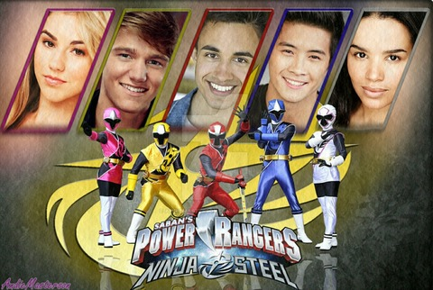 Ninja Steel 今週から放映開始
