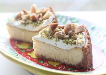 04ティーパーティー チーズケーキ