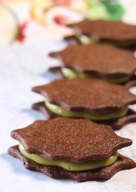 11ピスタチオクッキーサンド