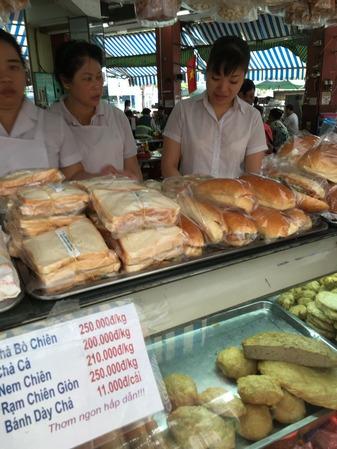 街角のパン屋さん
