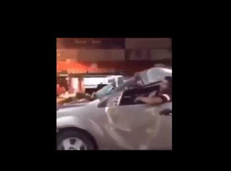 00014.ドライブレコーダーの面白動画&衝撃事故動画