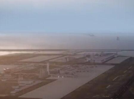 00003.羽田空港定点カメラ映像