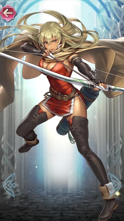 【FEH】イグレーヌとかあんな格好で弓使えるわけないじゃんね