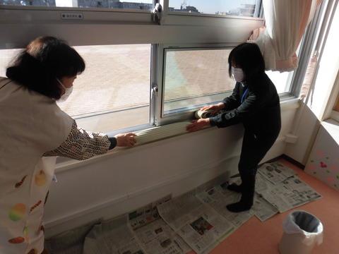 【20210120児童館】安全対策