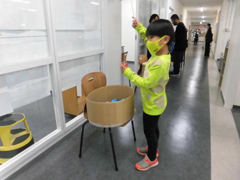 【20210404図書館】おみくじ大会5