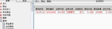 工商銀行(601398)買い