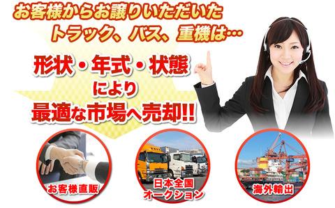 トラック王国 販売ルート②