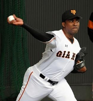 「野球巨人カミネロ無料写真」の画像検索結果