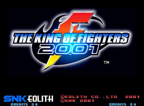 KOF2001