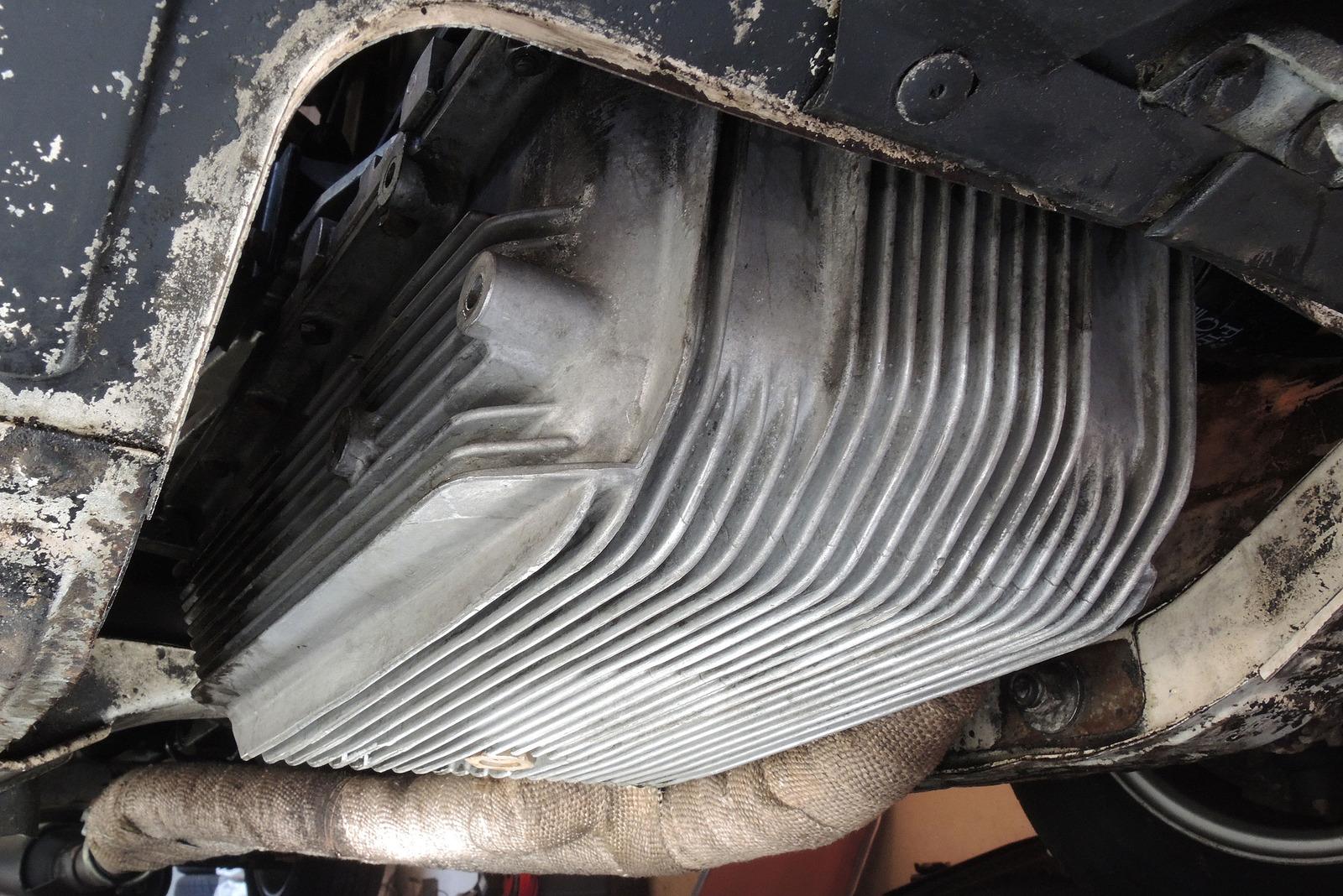 161126エンジン脱脂5オイルパン1