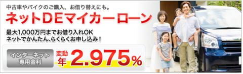 マイカーローン   三菱東京UFJ銀行 (4)